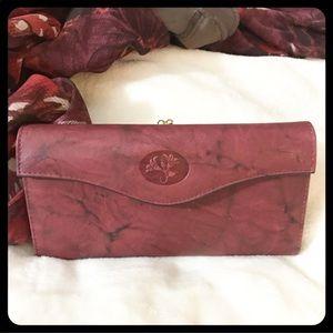 Handbags - Burton leather wallet